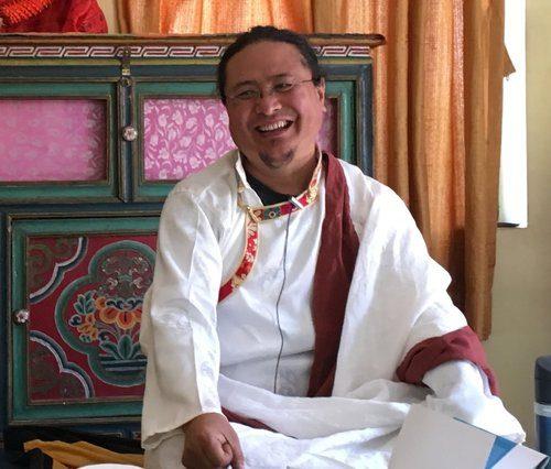 Dr. Nida Chenagtsang